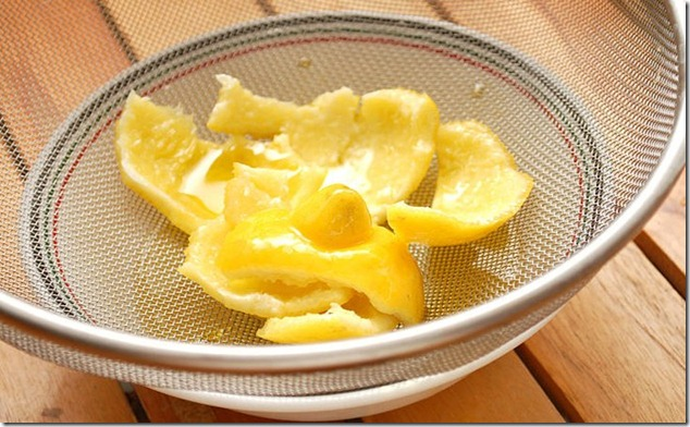 cascara de limon para el dolor